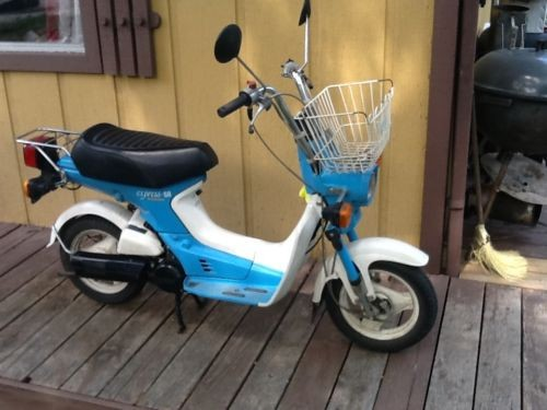 1981 Honda Other Blue for sale