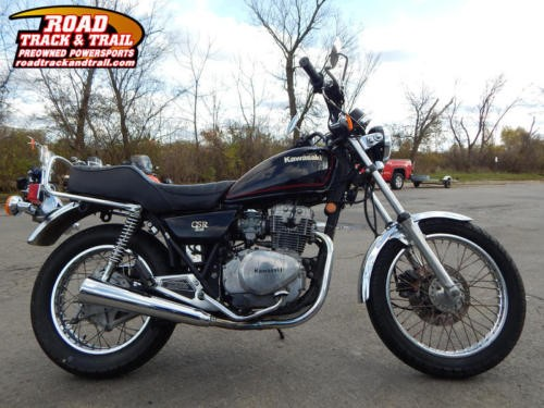 1981 Kawasaki CSR-305 -- Black for sale craigslist