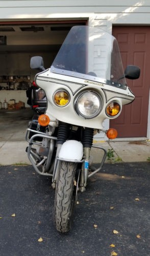 1981 Kawasaki Other White for sale