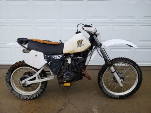 1981 Yamaha Other White for sale