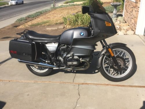 1982 BMW R-Series Gray for sale