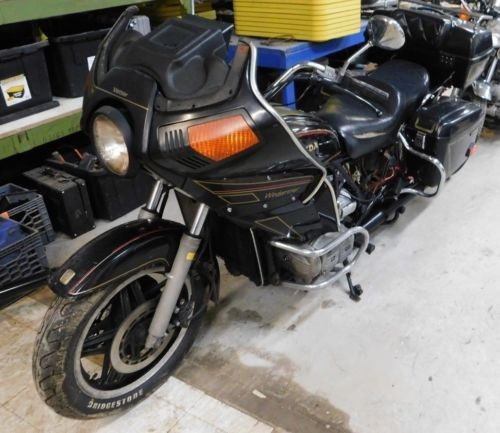 1982 Honda Gold Wing Black for sale craigslist