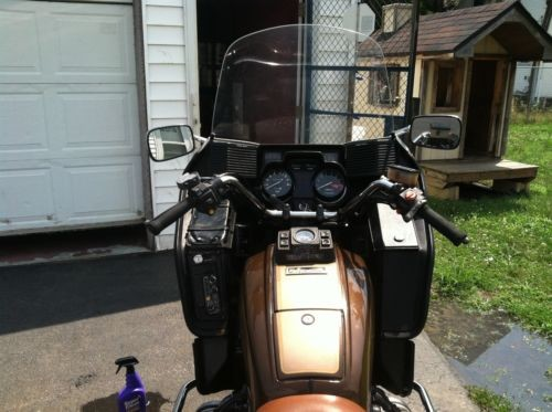1982 Honda Gold Wing Brown for sale craigslist