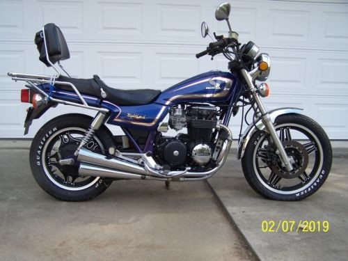 1982 Honda Nighthawk for sale