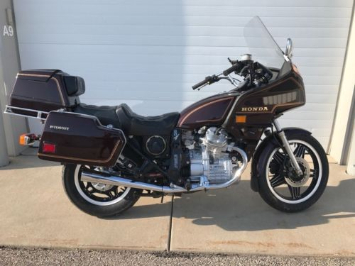 1982 Honda Other Burgundy for sale