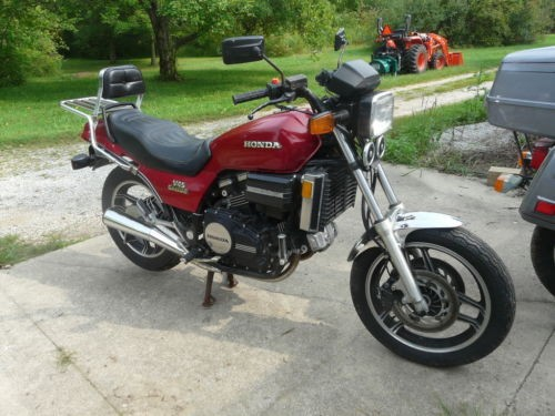 1982 Honda V45 Sabre Red for sale
