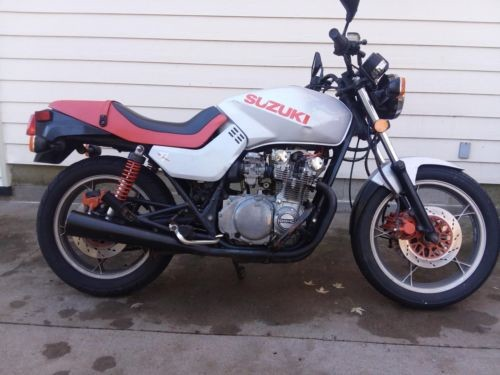 1982 Suzuki GSX / Katana Silver for sale