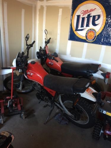 1982 Yamaha Other Red for sale craigslist