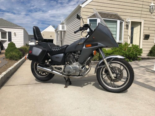 1982 Yamaha Virago Silver for sale craigslist