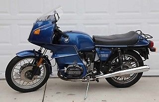1983 BMW R-Series Blue for sale