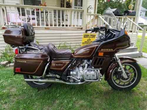 1983 Honda Gold Wing for sale craigslist