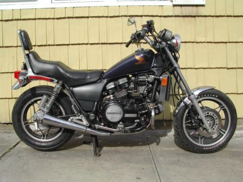 1983 Honda Magna Blue for sale
