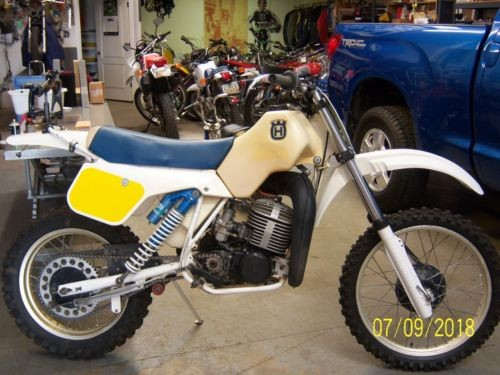 1983 Husqvarna 430 WR for sale