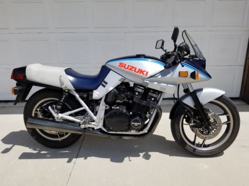 1983 Suzuki GSX / Katana Silver for sale