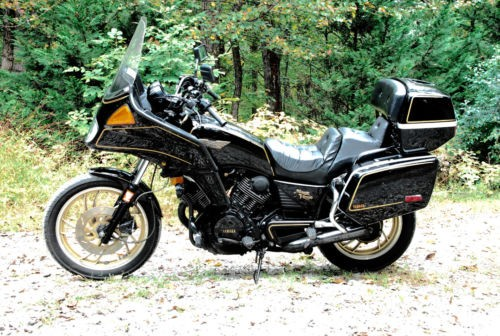 1983 Yamaha Virago Black for sale craigslist