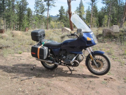 1984 BMW R-Series Blue for sale craigslist