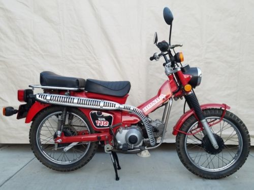 1984 Honda CT  photo