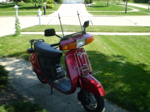 1984 Honda NH80 Red for sale