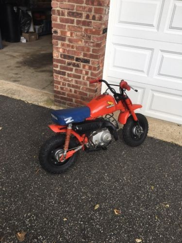 1984 Honda Other Orange for sale craigslist