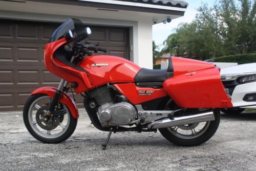 1984 Other Makes Laverda RGS Executive Red for sale
