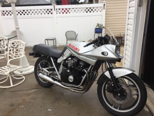 1984 Suzuki GSX / Katana  photo