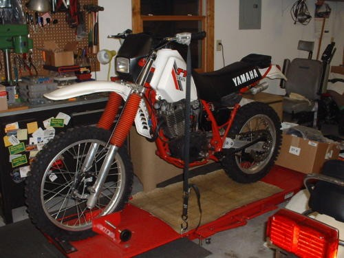1984 Yamaha TT for sale