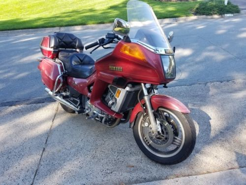 1984 Yamaha Venture Red for sale