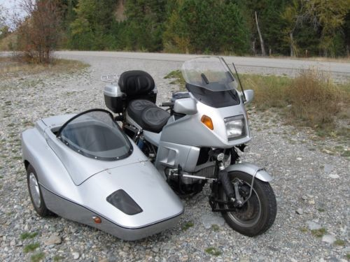 1985 BMW K-Series Silver for sale craigslist