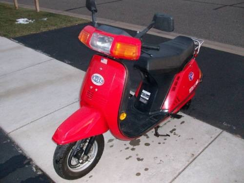 1985 Honda HONDA Red for sale craigslist