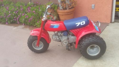 1985 Honda Other Red for sale