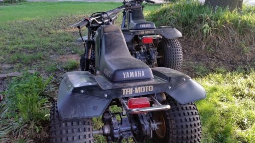 1985 Yamaha Other Black craigslist