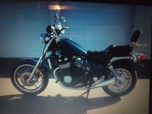 1985 Yamaha YAMAHA Blue for sale craigslist