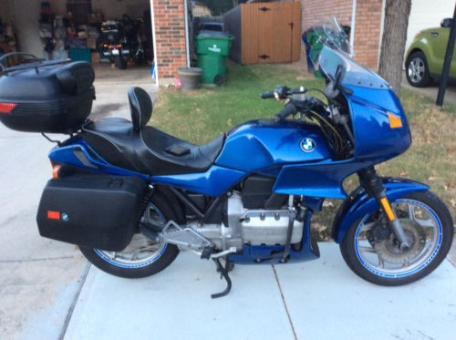1986 BMW K-Series Blue for sale