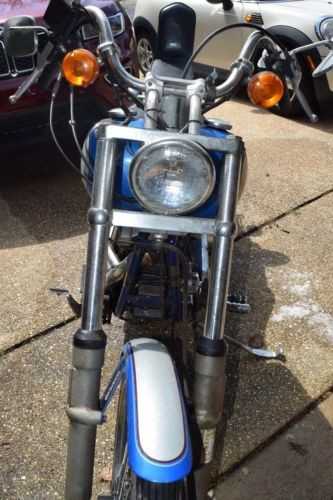 1986 Harley-Davidson Softail for sale