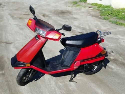 1986 Honda ELITE RED craigslist