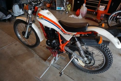 1986 Honda Other White for sale