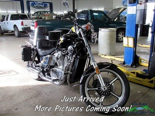 1986 Honda Shadow Black for sale