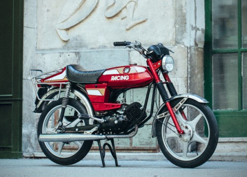 1986 Other Makes rare vintage PUCH RACING for sale