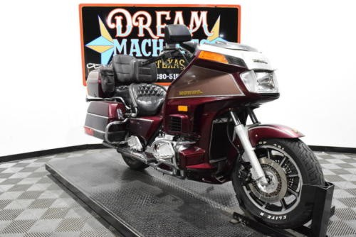 1987 Honda Gold Wing Aspencade - GL1200AH Mechanic Special -- Burgundy for sale craigslist