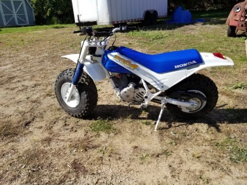 1987 Honda Other White photo