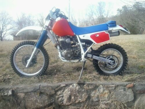 1987 Honda XR Red craigslist