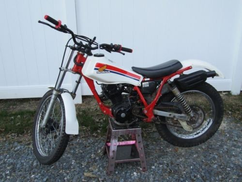 1987 Honda reflex tlr200 for sale