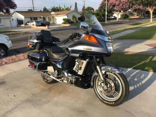 1987 Yamaha Venture Royale Blue for sale craigslist