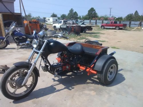 1988 Custom Built Motorcycles Other Black for sale