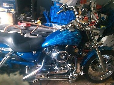 1988 Harley-Davidson Sportster for sale