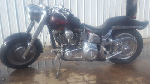 1988 Harley-Davidson Touring Black for sale craigslist
