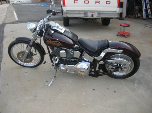 1989 Harley-Davidson Softail for sale craigslist