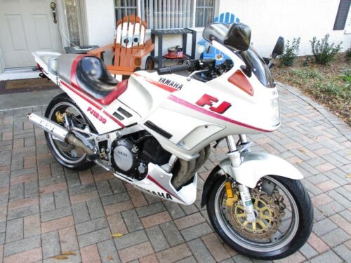 1989 Yamaha FJ1200 for sale craigslist