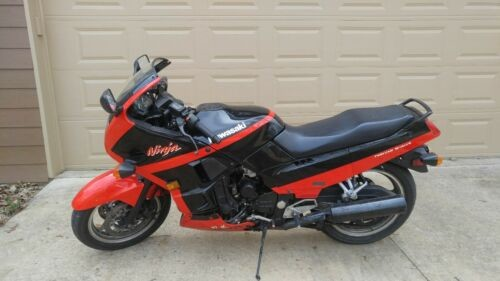 1990 Kawasaki Ninja Red for sale craigslist
