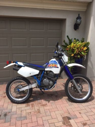 1991 Suzuki DR White for sale
